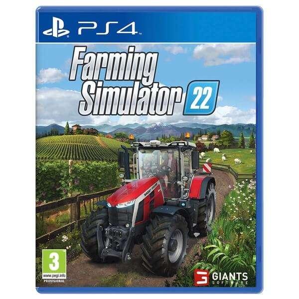farming simulator 22 ps4 ps5