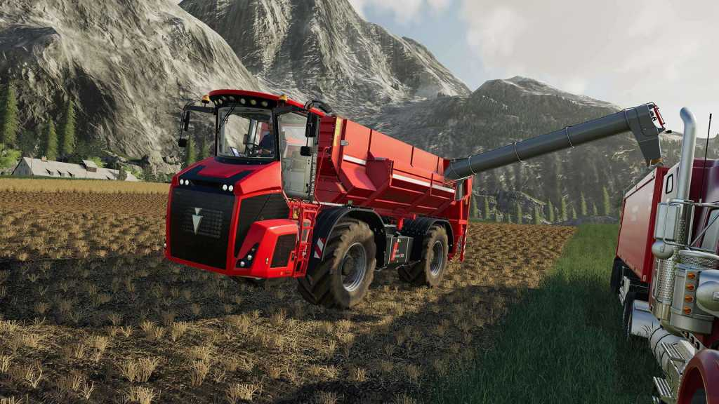 Improving agricultural work.