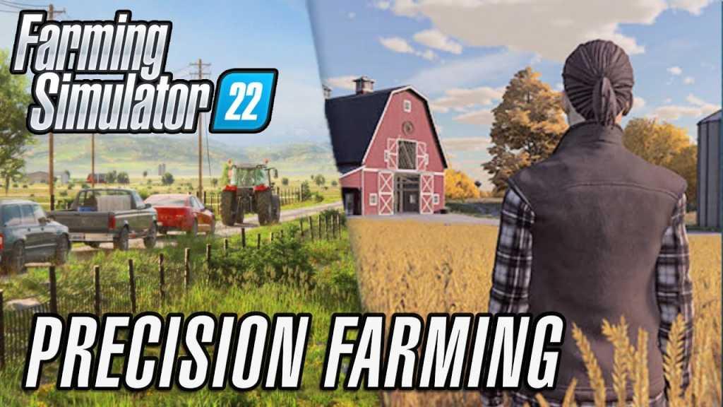 Free DLC for Farming Simulator 22